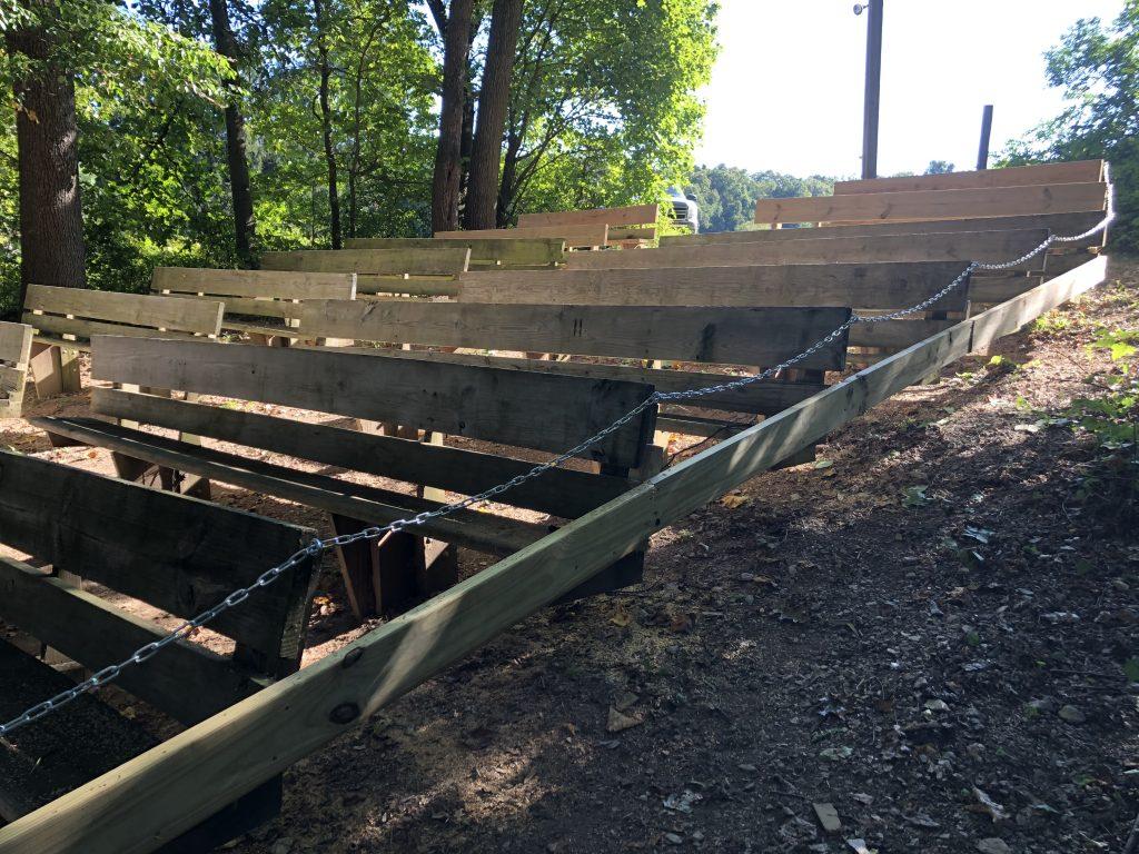 120-seat amphitheater
